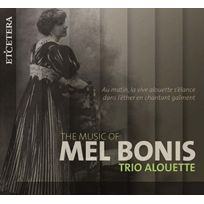 Etcetera - Mel Bonis - The music of Mel Bonis Boitier cristal