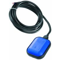 Sesam - Interrupteur à flotteur pour pompe à eau avec câble Pvc 10 m