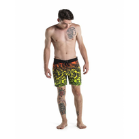 Insight - Boardshort Marble Boardy - Oil Slick Rasta