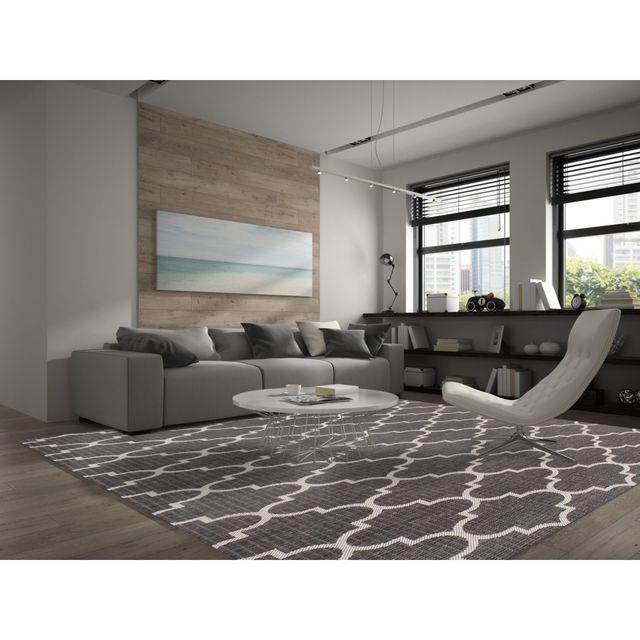 tapis sisal gris. Black Bedroom Furniture Sets. Home Design Ideas