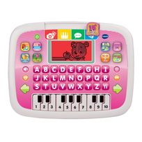 Vtech - Tablette P'tit Genius Ourson rose - 139455