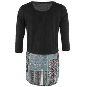 bd63661cc47e2 Soldes Only - Karen Tunique Ml Noir - pas cher Achat   Vente Robes ...