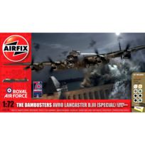 Airfix - Maquette avion : Gift Set : The Dambusters Avro Lancaster B.III Special