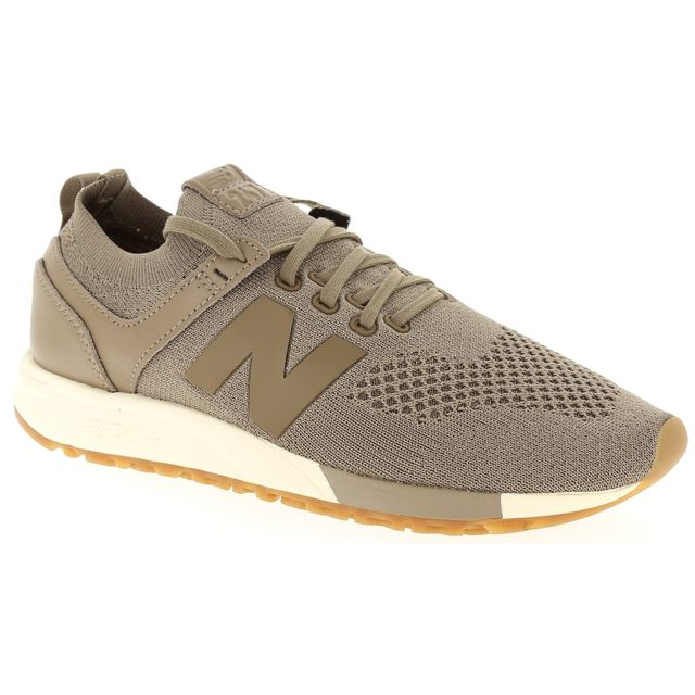 New Balance - Mrl247 Taupe - pas cher Achat   Vente Baskets femme -  RueDuCommerce c61ad0edb32b