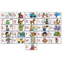 Orchard Toys - Orch222 - Puzzle Classique - Rassemble Les Lettres De L'ALPHABET