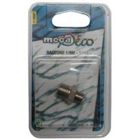 Mecadeco - 610007 Raccord 1/8 M 1/4 M