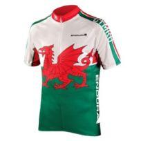 Endura - Maillot CoolMax Printed Wales Jersey Ii