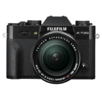 FUJIFILM - Appareil photo hybride Fujifiilm X-T20 Noir