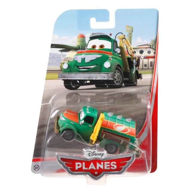 Planes Voiture Disney Deluxe Camion Chug Véhicule Cars Miniature