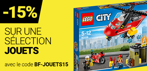 Black Friday - Offre Jouets