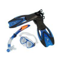 Aqualung - Set de plongée Set rando junior Bleu 46269
