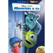 Dvd - Monstres Et Cie toy