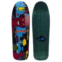 Santa Cruz - Skate board plateau old school Obrien Mutant City Reissue