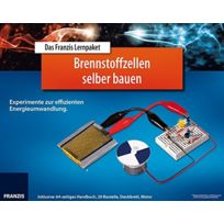 Franzis Verlag - Das Franzis Lernpaket Brennstoffzellen Selber Bauen: Experimente Zur Effizienten Energieumwandlung