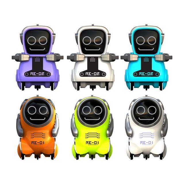 silverlit - robot interactif pokibot  u00e0 l u0026 39 unit u00e9   vente jouet  u00e9lectronique