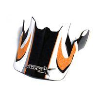Atrax - Visière casque moto cross - Orange