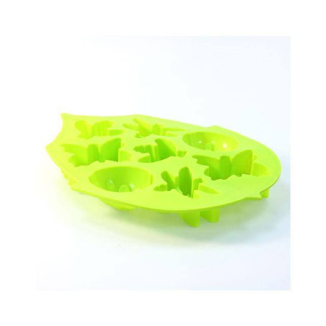 B&W Moule à gateaux Papillon - Silicone - Vert