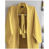 Le Jacquard Francais - Peignoir kimono Polygones 6 coloris