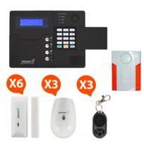 ATLANTIC'S - Alarme sans fil St-v - Kit 5