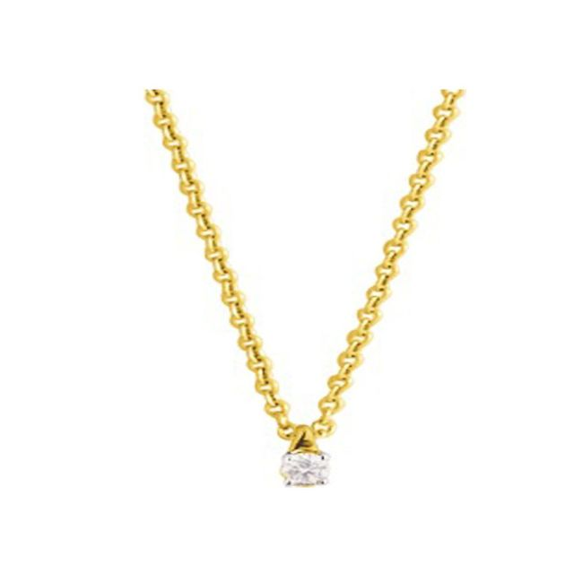 collier diamant pour femme