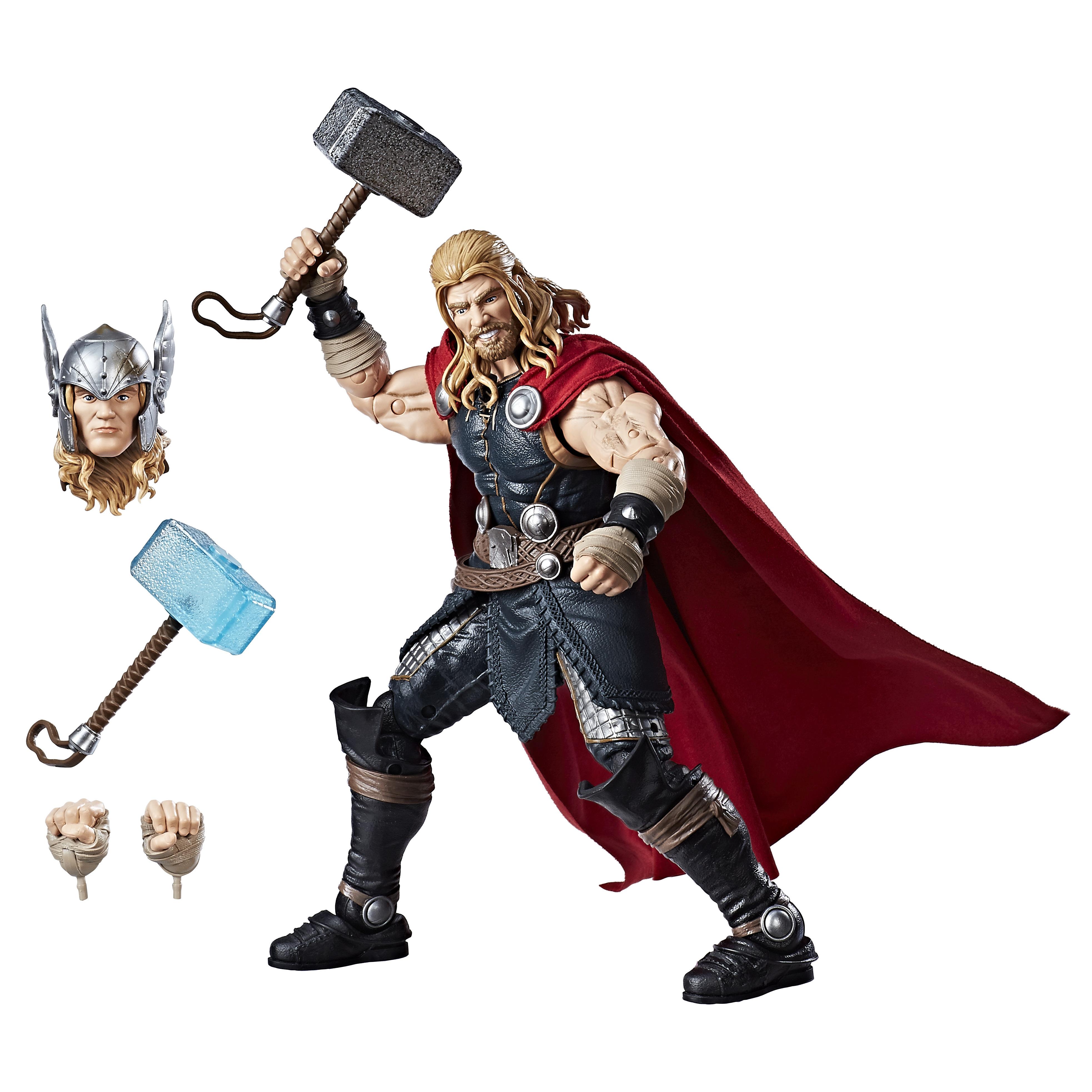 Titan Legends Marvel Marvel Avengers Thor C1879EU40 08wmNn