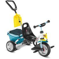 Puky - Vélo Enfant - Cat 1 Sp - Tricycle - vert/blanc