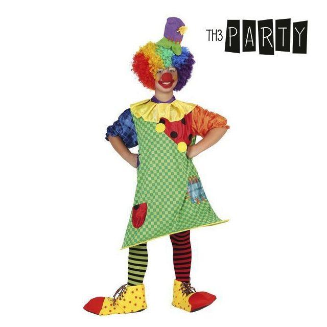 d guisement pour gar on clown costume enfant taille 7 9 ans 7 8 ans pas cher achat vente. Black Bedroom Furniture Sets. Home Design Ideas