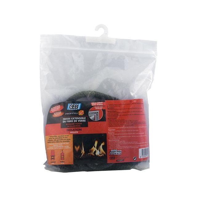 GEB tresse fibre verre extensible d.10mmx5m - 832590
