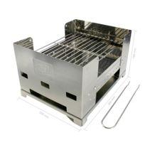 Esbit - Box d' - Barbecue - gris