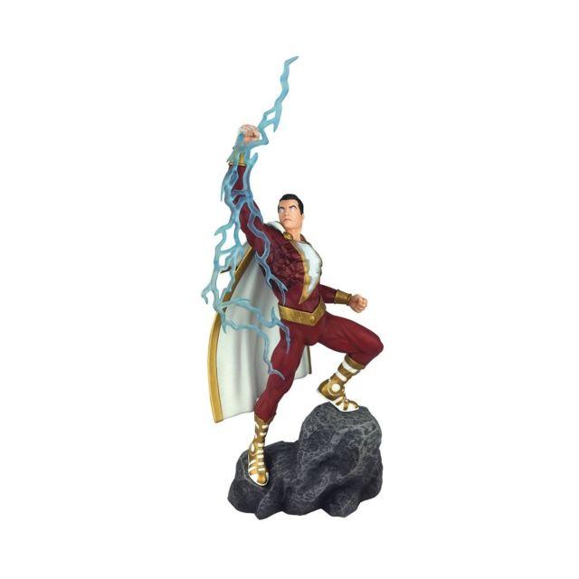 Diamond Select Toys Dc Comic Gallery - Statuette Shazam! 28 cm