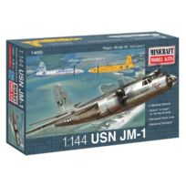 Minicraft - Jm-1 Usn With 2 Marking Options Model Kit, 1/144 Scale