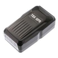 Wewoo - Traceur Gps Voiture noir Mini Magnétique Imperméable Gps / Gsm / Gprs Quadri-Bande en temps réel Car Tracker, Batterie Longue Durée Intégrée, Alarme Shark, de Mouvement, Télécommande Voice Monitor, Geo-clôture
