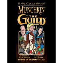 Steve Jackson Games - Munchkin The Guild