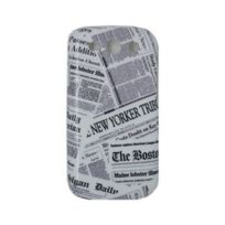 Akashi - Coque pour Galaxy S3 Newspapers