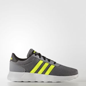 ADIDAS NEO - Baskets LITE RACER Gris