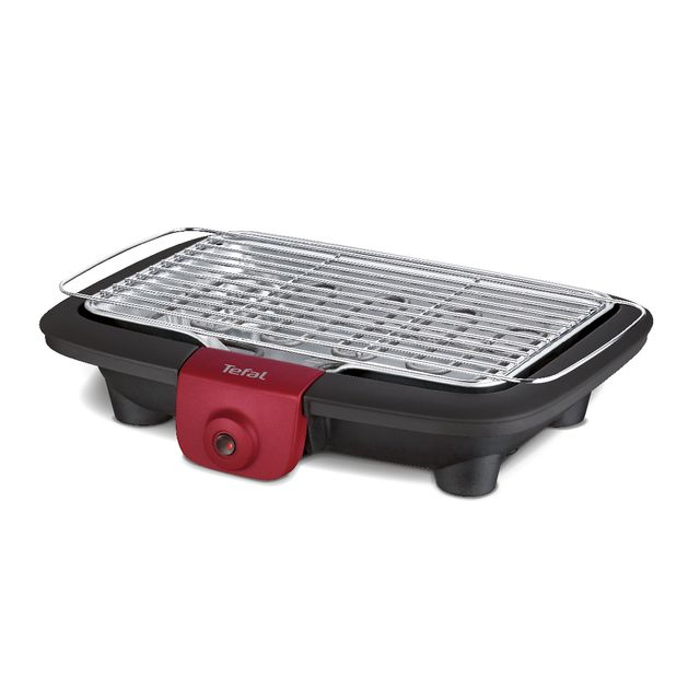 Tefal barbecue lectrique easy grill bg903812 pas cher achat vente barbecues lectriques - Barbecue electrique carrefour ...