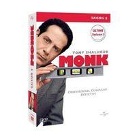 Universal Pictures - Monk - Saison 8