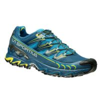 La Sportiva - Chaussures Ultra Raptor bleu jaune