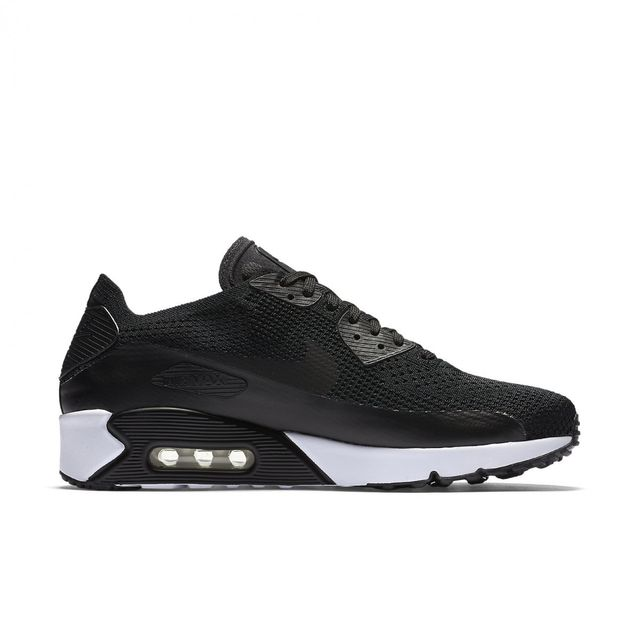 huge selection of 529a3 dcb65 Nike - Basket Air Max 90 Ultra 2.0 Flyknit - 875943-004 - pas cher Achat    Vente Baskets homme - RueDuCommerce