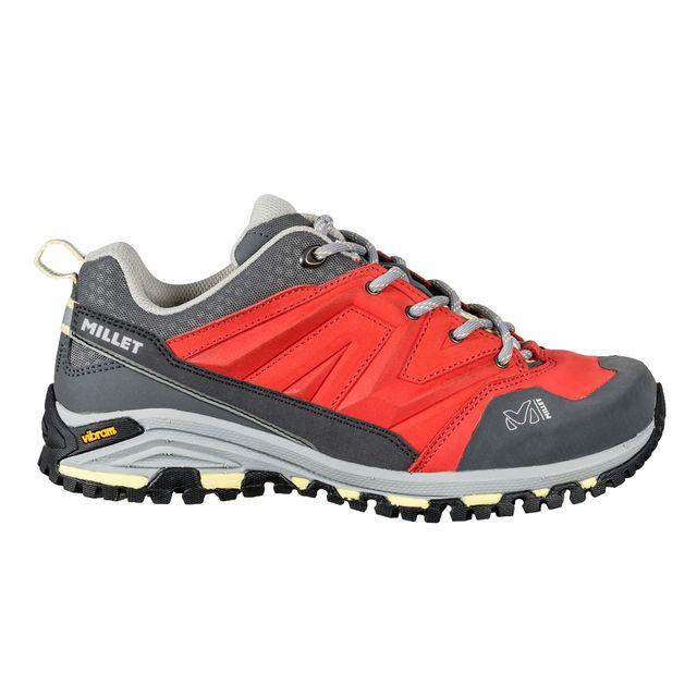 3fb3171dd913c Millet - Chaussures Basses De Randonnée Ld Hike Up Hibiscus Femme - pas cher  Achat / Vente Chaussures moyenne rando - RueDuCommerce