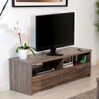meuble tv hauteur 80 cm achat meuble tv hauteur 80 cm pas cher soldes rueducommerce. Black Bedroom Furniture Sets. Home Design Ideas