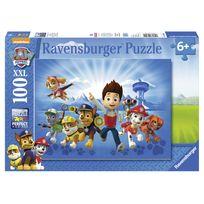 RAVENSBURGER - Puzzle L'équipe de la Pat'Patrouille 100p - 10899