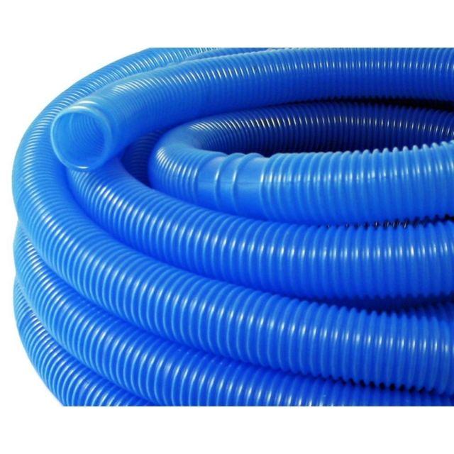 helloshop26 9m 32mm tuyau de piscine bleu tuyau flottant sections pr form es pas cher achat. Black Bedroom Furniture Sets. Home Design Ideas