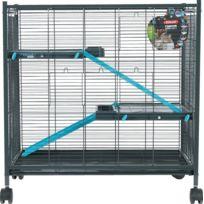 Zolux - Cage Indoor Mini Loft Bleu