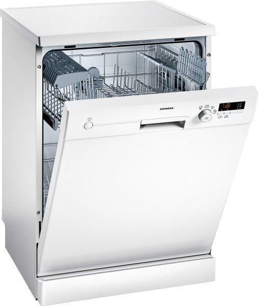 Siemens 640b.eu lave-vaisselle 60 cm, pose-libre - blanc - sn24d201eu