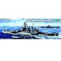 Trumpeter - Maquette bateau : Cuirassé Uss North Carolina Bb-55