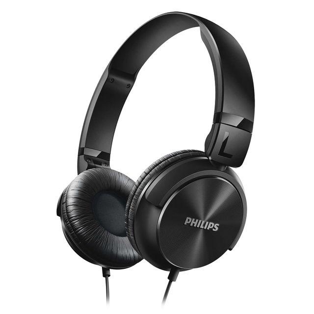 PHILIPS Casque audio filaire - SHL3060BK/