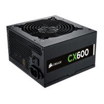 CORSAIR - Alimentation PC CX Bronze - CP-9020048-EU - 80+ Bronze 600W