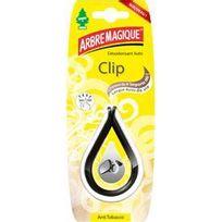 Arbre Magique - Desodorisant Clip Anti-tabac