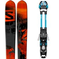 - N Q-98 Ski + Guardian 16 Wtr L C100 Fixation No Name